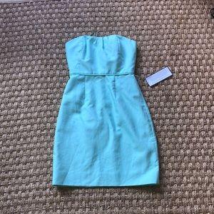 J. Crew Strapless Dress size 00